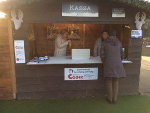 Cosec BV beveiligd de winterfeesten van Reusel-DeMierden